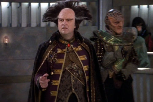 """Londo and G'Kar from """"Midnight on the Firing Line"""""""