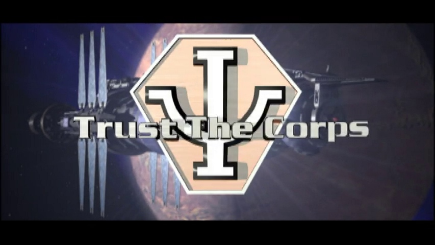 The Psi Corps logo replaces the B5 logo in the credits.